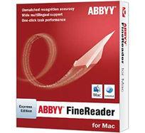 ABBYY FineReader Express Edition for Mac ESD (1 lic.)