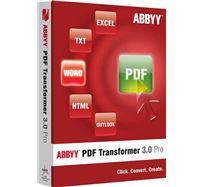 ABBYY Transformer 3.0/ESD/Upgrade
