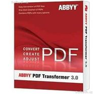ABBYY PDF Transformer 3.0 / ESD (1 lic.) / EDUCATION