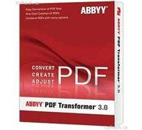 ABBYY PDF Transformer 3.0 / ESD (1 lic.) / EDUCATION