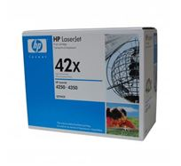 Tonerová cartridge HP LaserJet 4250, 4350, black, Q5942X, 20000s, 42X, high capacity, O