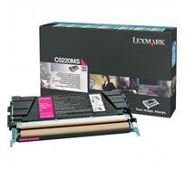 Tonerová cartridge Lexmark C522n, C524, magenta, C5220MS, 3000s, return, O