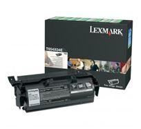 Tonerová cartridge Lexmark T654, black, T654X04E, 36000s, return, extra high capacity, O