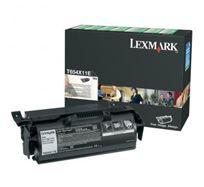 Tonerová cartridge Lexmark T654, black, T654X11E, 36000s, return, high capacity, O