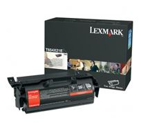 Tonerová cartridge Lexmark T654, black, T654X21E, 36000s, extra high capacity, O