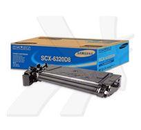 Tonerová cartridge Samsung SCX-6322DN, black, SCX-6320D8, 8000s, O