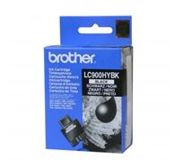 Inkoustová cartridge Brother MFC-210C, 410C, 1840C, MFC-3240C, 5440CN, LC-900HYBK, black, 900s, O