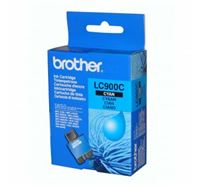 Inkoustová cartridge Brother DCP-110C, MFC-210C, 410C, 1840C, MFC-3240C, 5440CN, LC-900C, cyan, 400s, O