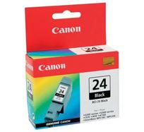 Inkoustová cartridge Canon S200, S300, i320, i450, MPC-200, 190, iP2000, BCI24BK, black, 6881A002, 130s, O