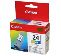 Inkoustová cartridge Canon S200, S300, i320, i450, MPC-200, 190, BCI24C, color, 6882A002, 130s, O