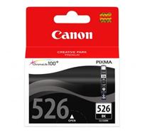 Inkoustová cartridge Canon Pixma MG5150, MG5250, MG6150, MG8150, CLI526BK, black, 4540B001AA, 9 ml, O