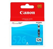 Inkoustová cartridge Canon Pixma MG5150, MG5250, MG6150, MG8150, CLI526C, cyan, 4541B001AA, 9ml, O
