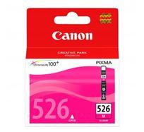 Inkoustová cartridge Canon Pixma MG5150, MG5250, MG6150, MG8150, CLI526M, magenta, 4542B001AA, 9ml, O