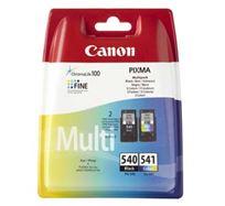 Inkoustová cartridge Canon Pixma MG 2150, MG3150, PG540/CL541 multipack, black/color, 5225B006, O