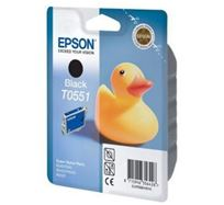 Inkoustová cartridge Epson Stylus Photo RX425, 420, C13T055140, black, 1*8ml, 290s, O