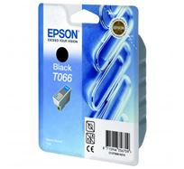 Inkoustová cartridge Epson Stylus C48, C13T066140, black, 1*10ml, 220s, O
