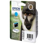 Inkoustová cartridge Epson Stylus S20/SX100/SX200/SX400, C13T08924011, cyan, 1*3,5ml, O
