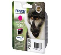 Inkoustová cartridge Epson Stylus S20/SX100/SX200/SX400, C13T08934011, magenta, 1*3,5ml, O