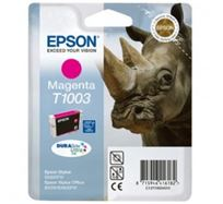 Inkoustová cartridge Epson Stylus Office B40W/BX600FW, C13T10034010, magenta, 1*11,1ml, O