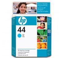 Inkoustová cartridge HP DesignJet 350, 430, 488, 750C, 755CM, 51644CE, cyan, No.44, 42ml, O
