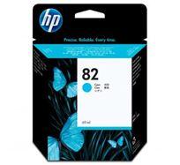 Inkoustová cartridge HP DesignJet 500, PS, 800, 815, cc800ps, 4200, C4911A, cyan, No.82, 69ml, O