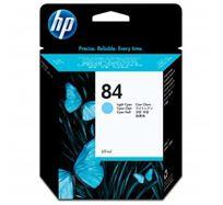 Inkoustová cartridge HP DesignJet 10ps, 20ps, 50ps, 120, C5017A, light cyan, No.84, 69ml, O