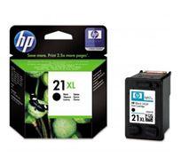 Inkoustová cartridge HP PSC-1410, DeskJet F380, OJ-4300, Deskjet F2300, C9351CE#UUS, black, No.21XL, 12ml, 475s, O