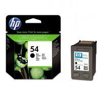 Inkoustová cartridge HP DeskJet F4180, CB334AE, black, No.54, 20ml, O