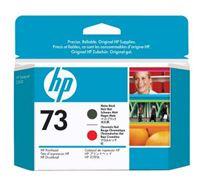 Inkoustová cartridge HP Designjet Z3200 Printer series, CD949A, matte black/chromatic red, O
