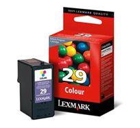 Inkoustová cartridge Lexmark Z845, P350, Z1300, Z1320, 18C1429E, color, #29, return, O