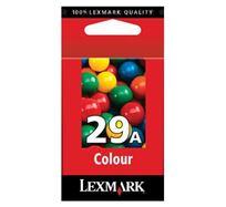 Inkoustová cartridge Lexmark Z845, P350, Z1300, Z1320, 18C1529E, color, #29A, O