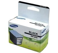 Inkoustová cartridge Samsung SF-330, 331, 335, 340, 345, 360, 365, INK-M40, black, 750s, O