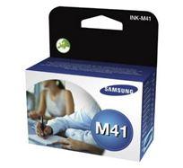Inkoustová cartridge Samsung SF-370/375, INK-M41, black, 750s, O