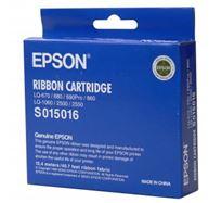 Páska do tiskárny pro Epson LQ 2500, 2550, LQ 860, LQ 670, 680, 1060, nylon, černá, O