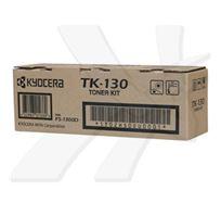 Toner Kyocera Mita FS-1300D, 1300N, 1350DN, 1028MFP, 1128MFP, black, TK130, 7200s, 0T2HS0EU, O