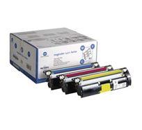 Toner Konica Minolta Magic Color 2400, 2430, 2450, CMY, A00W012, 3x4500s, 1710-5950-01, s hologramem, O