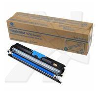 Toner Konica Minolta QMS MC1650EN, MC1650END, MC1650, 1600W ,MC1680, cyan, A0V30GH, 1500s, O