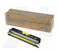 Toner Konica Minolta QMS MC1650EN, MC1650END, MC1650, 1600W ,MC1680, yellow, A0V305H, 1500s, O