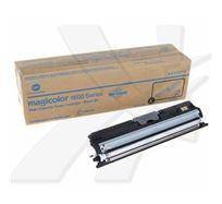 Toner Konica Minolta QMS MC1650EN, MC1650END, MC1650, 1600W, MC1680, black, A0V301H, 2500s, O