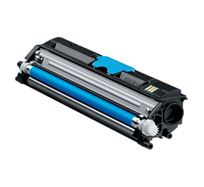 Toner Konica Minolta QMS MC1650EN, MC1650END, MC1650, 1600W ,MC1680, cyan, A0V30HH, 2500s, O