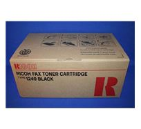 Toner Ricoh Fax 1400L, černý, black, 430278, 4800s, Typ 1240, O