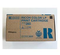 Toner Ricoh Aficio CL 7200/7300, cyan, 888449, 10000s, Typ 260, O