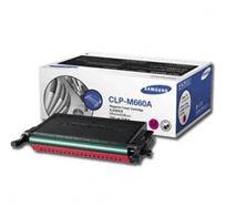 Toner Samsung CLP-610, 660D, 660ND, CLX-6200ND, 6210FX, 6240FX, magenta, CLP-M660A, 2000s, O