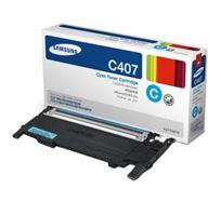 Toner Samsung CLP-320, CLP-325, CLX-3185, cyan, CLT-C4072S, 1000s, O
