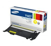Toner Samsung CLP-320, CLP-325, CLX-3185, yellow, CLT-Y4072S, 1000s, O
