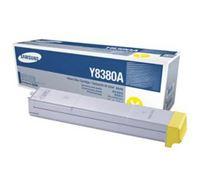 Toner Samsung CLX-8380N, CLX-8380ND, yellow, CLX-Y8380A, 15000s, O