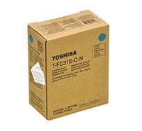 Toner Toshiba e-Studio 211, 311, 2100, 3100, cyan, TFC31ECN, 10700s, O