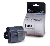 Toner Xerox Phaser 6110, black, 106R01274, 2000s, západní Evropa, O