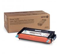 Toner Xerox Phaser 6280, cyan, 106R01400, 5900s, O