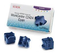 Tuhý inkoust Xerox WorkCentre C2424 Malibu, cyan, 108R00660, 3400s, 3 ks, O